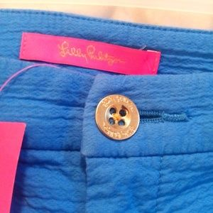 Lilly pulitzer Stretch Buttercup shorts size 2